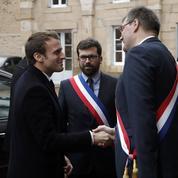 Guillaume Tabard: «Les élus, alliés ou boucs émissaires de l'acte II?»