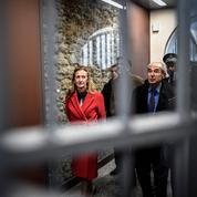 Robert Badinter a inauguré la nouvelle prison de la Santé à Paris
