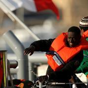 Migrants: le navire de Sea-Eye a finalement pu accoster à Malte