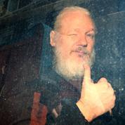 Julian Assange est prêt à coopérer avec les Suédois