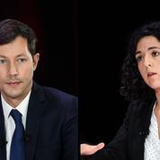 Européennes: Bellamy et Aubry grignotent leur retard