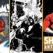 Trois comics pour tout savoir sur Shazam ,le premier Captain Marvel