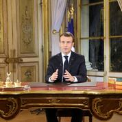Grand débat: Macron prononcera une allocution lundi, avant une conférence de presse mercredi