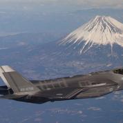À la poursuite de l'avion de chasse ultra-secret qui s'est abîmé en mer du Japon
