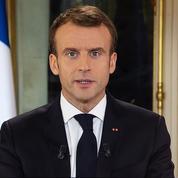 Grand débat: une 3e allocution télévisée en 6 mois pour Emmanuel Macron
