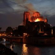 Notre-Dame de Paris: «C'est le cœur de la nation qui est en flammes»