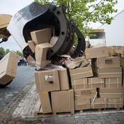 Cigarettes: les douanes saisissent deux tonnes de marchandise dans de faux postes à souder