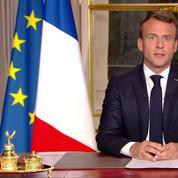 Macron veut reconstruire Notre-Dame de Paris «d'ici cinq années»