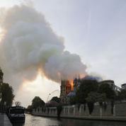 Européennes: la campagne bousculée par l'incendie à Notre-Dame