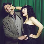 Lili Cros et Thierry Chazelle, en chantant