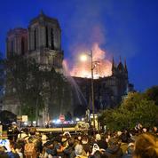 «Hier soir, nous nous sommes souvenus que nous vivons encore au temps des cathédrales»