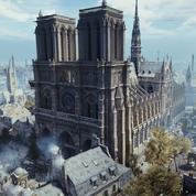 Notre-Dame: quand les jeux vidéo font revivre des monuments détruits