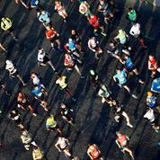 Marathon: une course conte le temps
