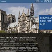 Notre-Dame: le gouvernement cherche à encadrer les dons pour éviter les fraudes