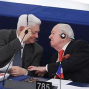 Les adieux sans larme de Jean-Marie Le Pen au Parlement européen