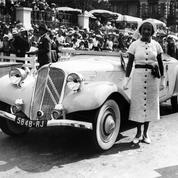 La Citroën Traction Avant lancée le 18 avril 1934 crée la surprise