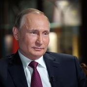Poutine tente de rassurer les patrons français
