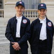 Service national universel: l'uniforme des volontaires dévoilé