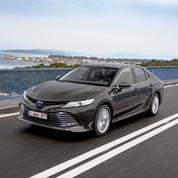 Toyota Camry, une renaissance par l'hybride