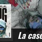 La Case BD: Bug d'Enki Bilal ou l'enlèvement troublant d'un héros