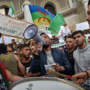 Algérie: à nouveau, une foule immense dans les rues d'Alger contre le pouvoir