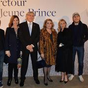 Sylvie Testud, Rotenberg, Trapenard fêtent Le retour du jeune prince