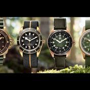 Horlogerie: la ruée vers le bronze