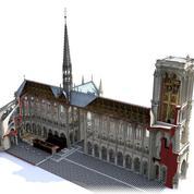 La modélisation 3D pour venir au secours de Notre-Dame de Paris