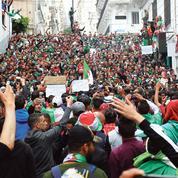 À Alger, la rue veut «continuer à aller de l'avant»