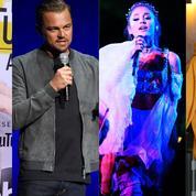 Lil Dicky réunit Leonardo DiCaprio, Ariana Grande et Justin Bieber pour sauver la planète
