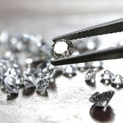 La percée des diamants synthétiques affole les producteurs de pierres naturelles