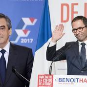 En 2017, pourquoi les primaires n'ont pas aidé Fillon et Hamon?