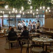 Eataly, Osteria del Vino, extension du domaine de la Botte