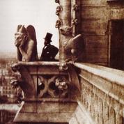 Notre-Dame sous l'œil ébloui des photographes