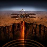 La planète rouge a tremblé: écoutez le premier séisme jamais détecté sur Mars