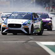 Jaguar I-Pace Trophy, un SUV électrique dans la course