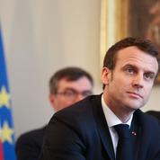 Macron piégé par deux humoristes russes? «Pas de commentaire», répond l'Élysée
