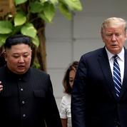 En Russie, Kim Jong-un dénonce «la mauvaise foi» des Américains