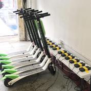 «Juicers»: les dérives du rechargement des trottinettes électriques