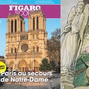 Paris au secours de Notre-Dame: tous les Parisiens debouts pour relever leur cathédrale!