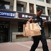 Luckin, le rival chinois de Starbucks, à l'assaut de Wall Street