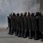 1er Mai: un imposant dispositif policier face aux «ultras»