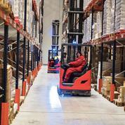 E-commerce: les rois des entrepôts ouvrent sans cesse des sites