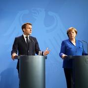Balkans: le front désuni de Macron et Merkel