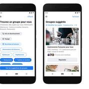 Facebook veut faciliter l'accès aux groupes