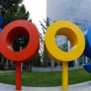 Google chute en Bourse après des résultats financiers moins bons que prévu