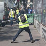 Branle-bas de combat chez les commerçants parisiens à la veille du 1er mai