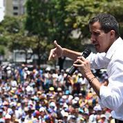 Au Venezuela, l'armée ignore l'appel de Guaido