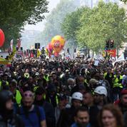 1er Mai: une forte mobilisation et des incidents contenus