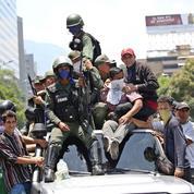 Venezuela: «l'opération liberté» de Juan Guaido lancée dans la confusion